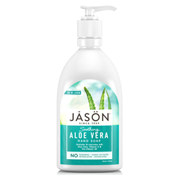 Jason Soothing Aloe Vera Hand Soap - 473ml