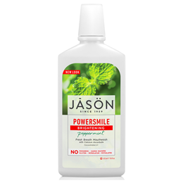 Jason Powersmile Peppermint Mouthwash - 473ml