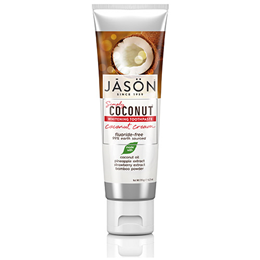 Jason Simply Coconut Cream Whitening Toothpaste - 119g