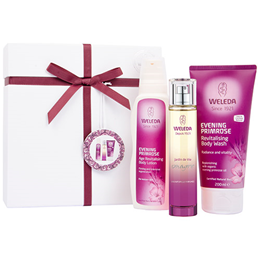 Weleda Evening Primrose Trio Ribbon Gift Box - Best before date is 30th June 2018