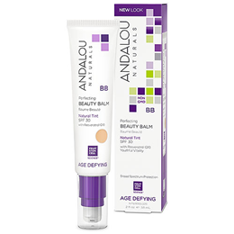 Andalou Perfecting Beauty Balm Natural Tint SPF 30 - 58ml