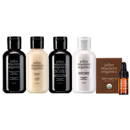 John Masters Organics Party in London Kit