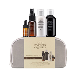 John Masters Organics Essential Travel Kit for Dry Hair
