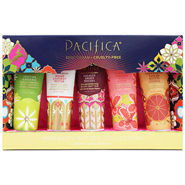 Pacifica Mini Body Butter Collection Set