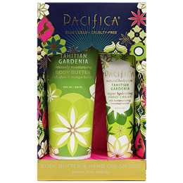 Pacifica Body Butter & Hand Cream Duo Set