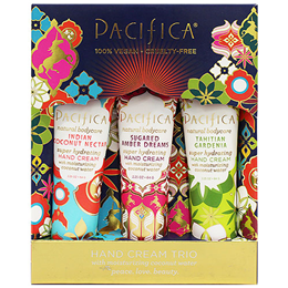 Pacifica Hand Cream Trio Set