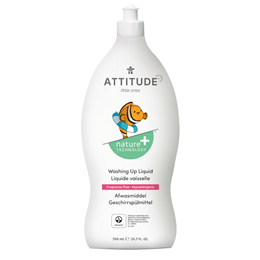 ATTITUDE Natural Dishwashing Liquid - 700ml