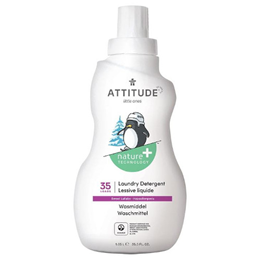 ATTITUDE Baby Natural Laundry Detergent - 1L