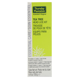 Thursday Plantation Tea Tree Head Lice Kit - 125g