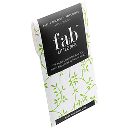 Fab Little Bag Tampon Disposal Bag Handbag Pack - 5 Pack