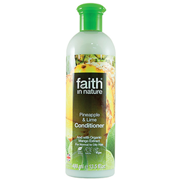 Faith in Nature Pineapple & Lime Conditioner - 400ml