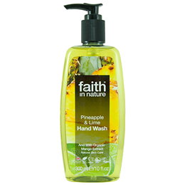 Faith in Nature Pineapple & Lime Hand Wash - 300ml