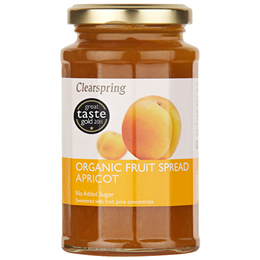 Clearspring Organic Fruit Spread - Apricot - 290g