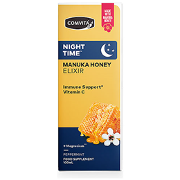 Comvita Manuka Honey Elixir Night Time - 100ml