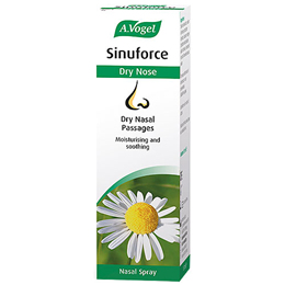 A Vogel Sinuforce Dry Nose Nasal Spray - 15ml