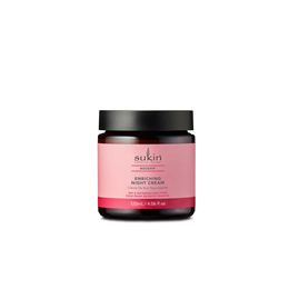 Sukin Rosehip Enriching Night Cream - 120ml