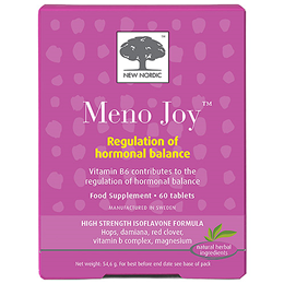New Nordic Meno Joy - Hormonal Balance - 60 Tablets