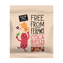 Free From Fellows Cola Bottles - 100g