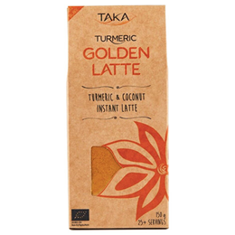 TAKA Turmeric Golden Latte - 150g Powder
