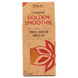 TAKA Turmeric Golden Smoothie - 150g Powder
