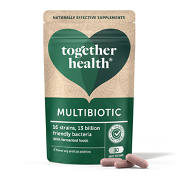 Together Multibiotic - Microbiome Support - 30 Vegicaps