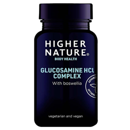 Higher Nature Glucosamine Vegetarian Formula - 180 Tablets