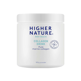 Higher Nature Collaflex Drink - Pure Marine Collagen - 185g Granules