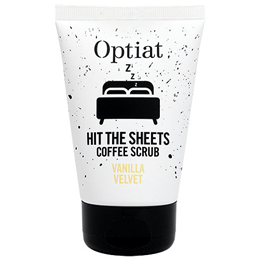 Optiat Vanilla Velvet Coffee Scrub - 90g