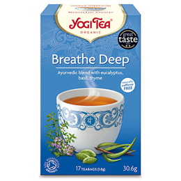 Yogi Tea Organic Breathe Deep - 17 Teabags