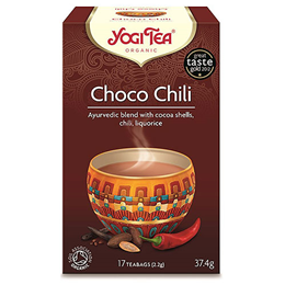 Yogi Tea Organic Choco Chili - 17 Teabags