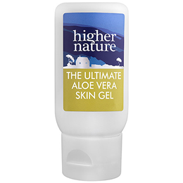 Higher Nature Aloe Gold The Ultimate Aloe Vera Skin Gel - 120ml