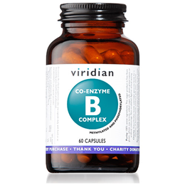 Viridian Co-Enzyme B Complex - 60 Capsules