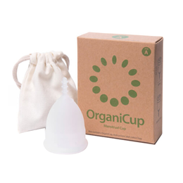 OrganiCup Menstrual Cup - Size A