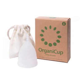 OrganiCup Menstrual Cup - Size B