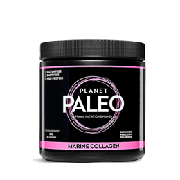 Planet Paleo Marine Collagen - 195g Powder
