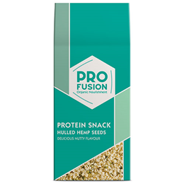 Profusion Organic Hulled Hemp Seeds - 150g