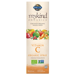 Garden of Life mykind Organics Vitamin C Spray - 58ml