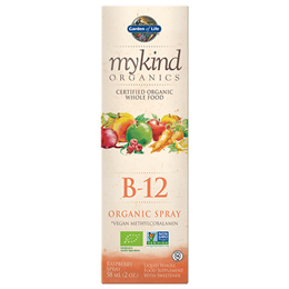 Garden of Life mykind Organics - Vitamin B12 Spray - 58ml
