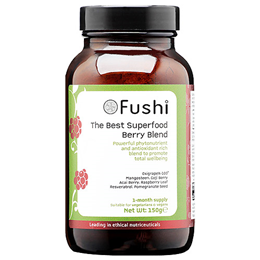 Fushi The Best Superfood Berry Blend - 150g - Best before date is 15th September 2019