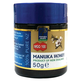 Manuka Health MGO 100+ Pure Manuka Honey - 50g