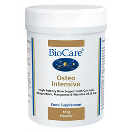 BioCare Osteo Intensive Bone Support - 165g Powder
