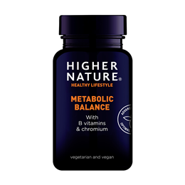 Higher Nature Metabolic Balance - Metabolism Support - 90 Vegicaps