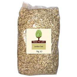 Tree of Life Jumbo Oats - 1kg