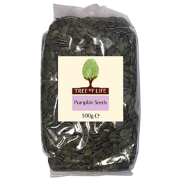 Tree of Life Pumpkin Seeds - 500g