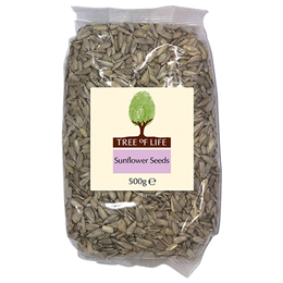 Tree of Life Sunflower Seeds - 500g