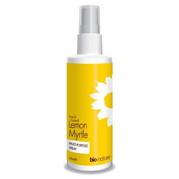 Bio-Nature Lemon Myrtle Multi-Purpose Spray - Air Freshener - 125ml