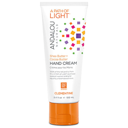 Andalou Hand Cream Clementine - 100ml