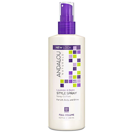 Andalou Lavender & Biotin Full Volume Style Spray - 242ml