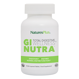 Nature`s Plus GI Natural - 90 Bi-Layered Tablets
