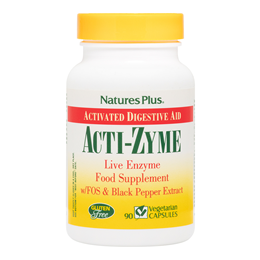 Nature`s Plus Acti-Zyme - 90 Vegicaps